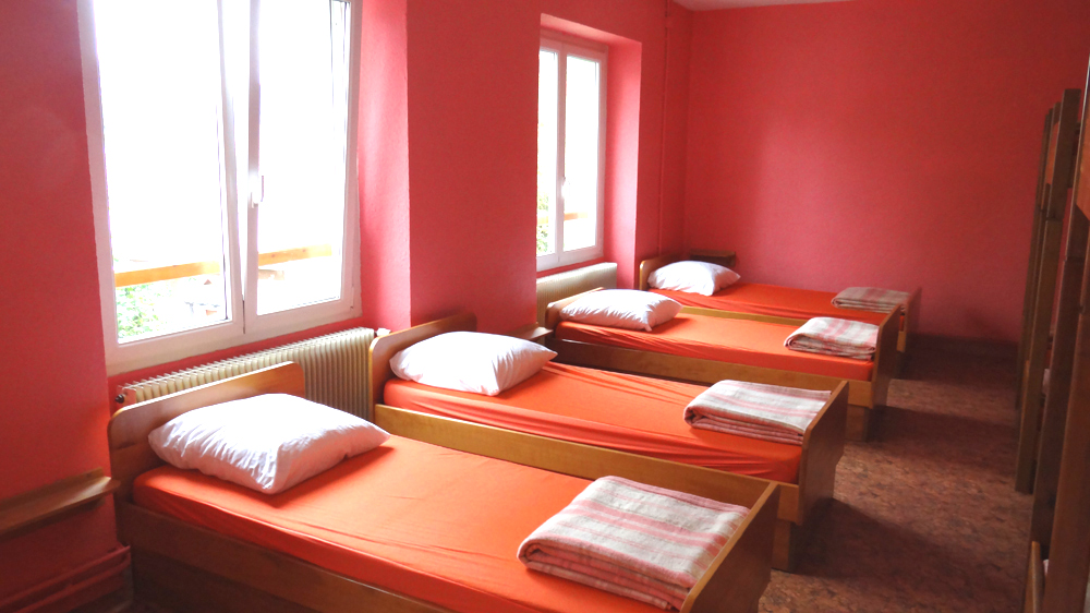 Les dortoirs de la Tanière, hébergement en Alsace