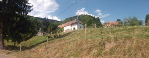 La Chapelle de Ribeaugoutte